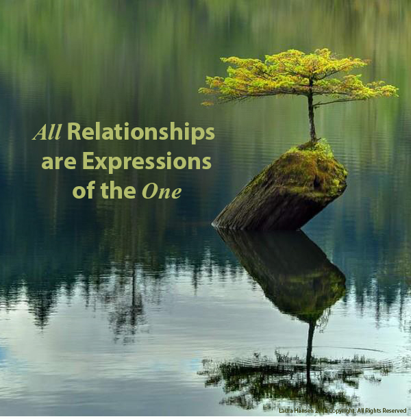 Four Relationships of the One