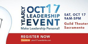 Personal Leadership Conference Oct 17 2015